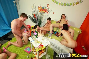 College Party Pics