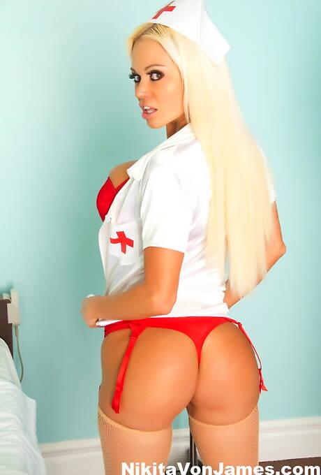 Nurse Booty Pics