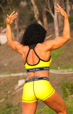 Muscle Booty Pics